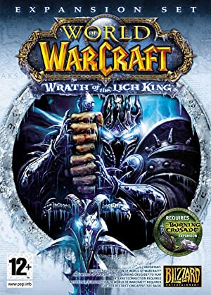 World of Warcraft: Wrath of the Lich King Full PC