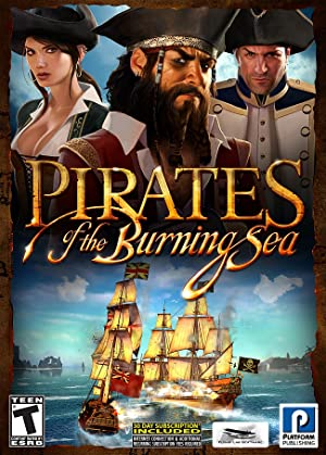 Pirates of the Burning Sea Game