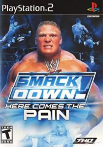 WWE SmackDown! Here Comes the Pain Full Game