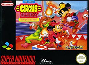 The Great Circus Mystery Starring Mickey & Minnie Game PC