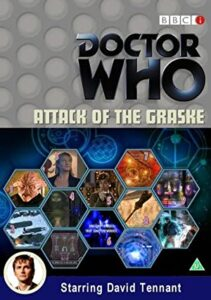Doctor Who: Attack of the Graske Game