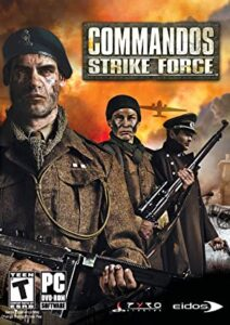 Commandos Strike Force PC Game