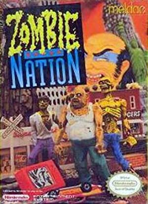 Zombie Nation Game