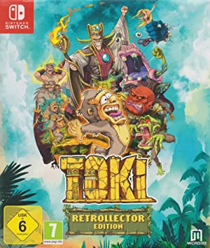 Toki Full Game PC
