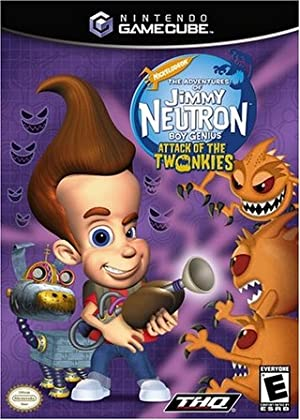 The Adventures of Jimmy Neutron Boy Genius: Attack of the Twonkies Full PC
