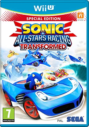 Sonic & All-Stars Racing Transformed Game PC