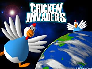 Chicken Invaders Free Game