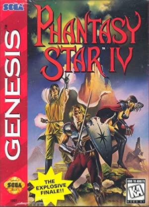 Phantasy Star IV: The End of the Millennium Free PC