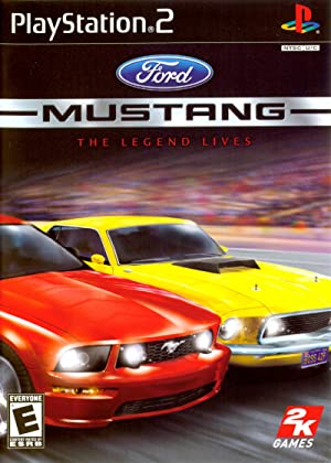 Ford Mustang Full Game PC