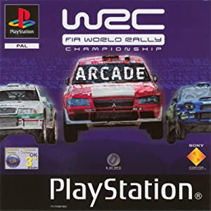 WRC: FIA World Rally Championship Arcade Game PC