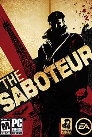 The Saboteur Game PC
