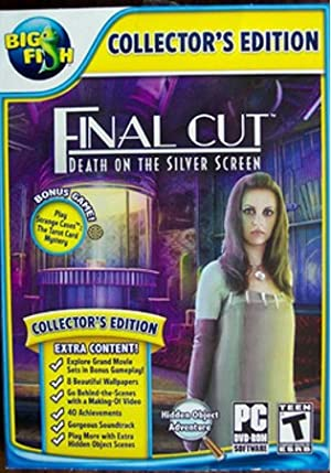 Final Cut: Death on the Silver Screen Collector's Edition Free PC