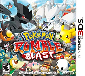 Pokémon Rumble Blast Full Game