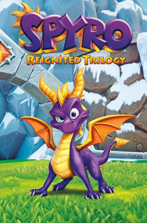 Spyro Reignited Trilogy PC Game