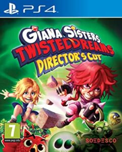 Giana Sisters: Twisted Dreams Game PC